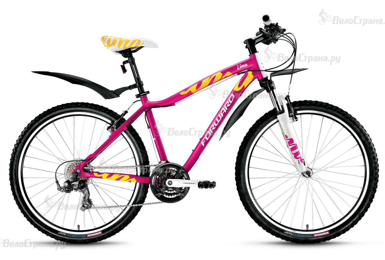все цены на Велосипед Forward Lima 1.0 (2017) онлайн