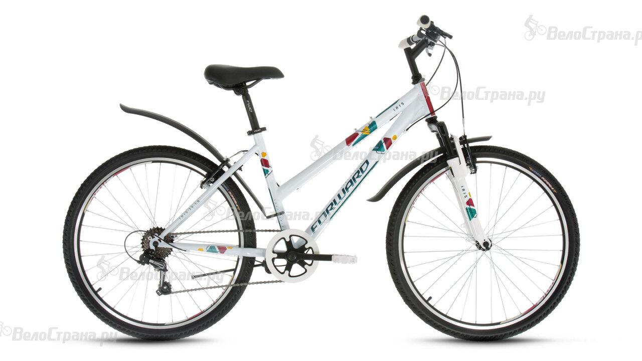 Велосипед Forward Iris 26 1.0 (2017) rear wheel hub for mazda 3 bk 2003 2008 bbm2 26 15xa bbm2 26 15xb bp4k 26 15xa bp4k 26 15xb bp4k 26 15xc bp4k 26 15xd