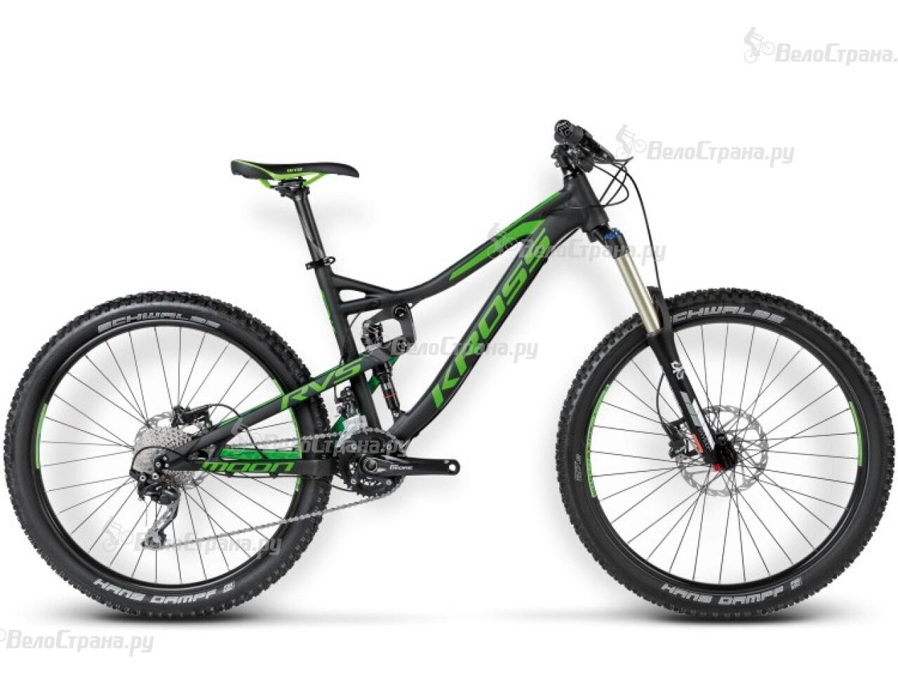 Велосипед Kross Moon 1.0 (2016)