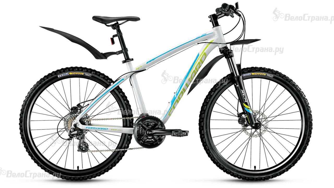 Велосипед Forward Agris 2.0 disc (2017) велосипед forward agris 3 0 disc 2016