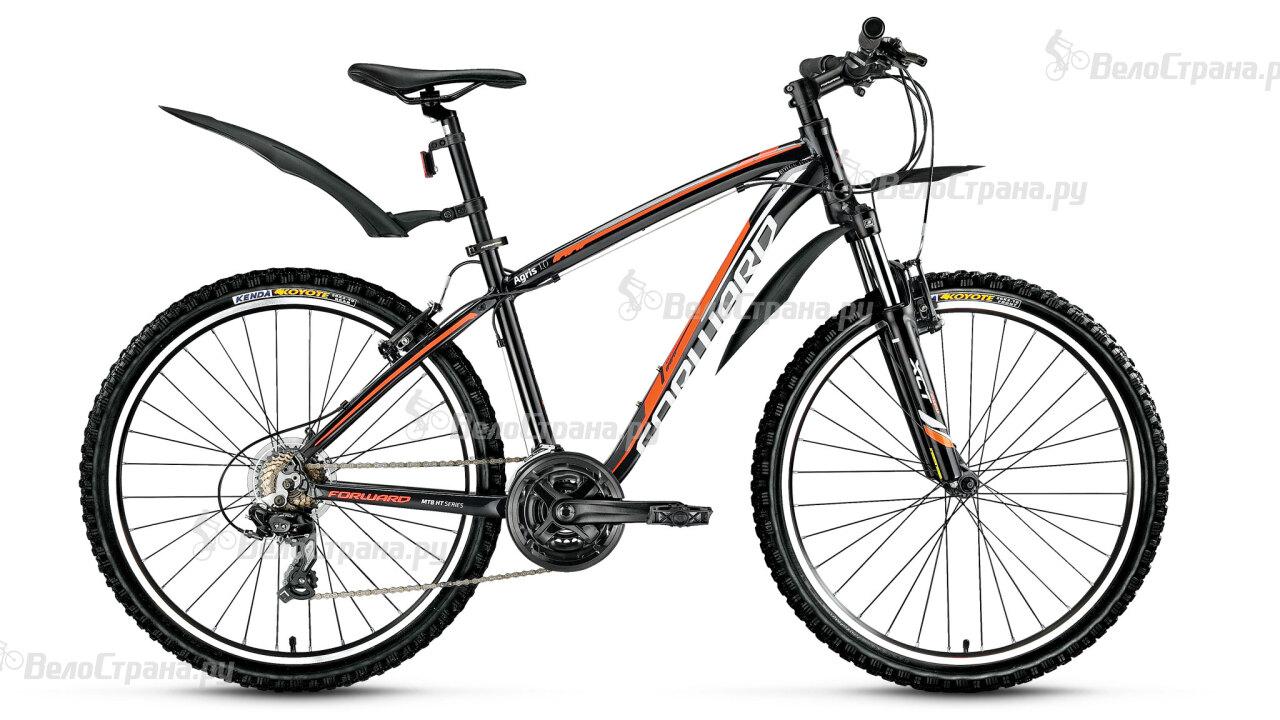 Велосипед Forward Agris 1.0 (2017) велосипед forward agris 3 0 disc 2016
