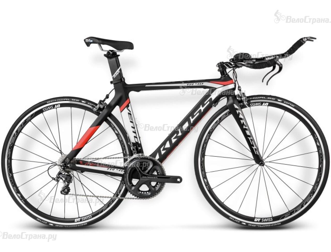 Велосипед Kross VENTO TR 4.0 (2016) vento а12p