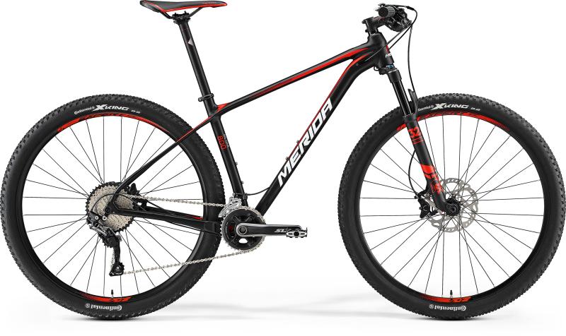 Купить Горный велосипед Merida Big.Nine 800 (2017)