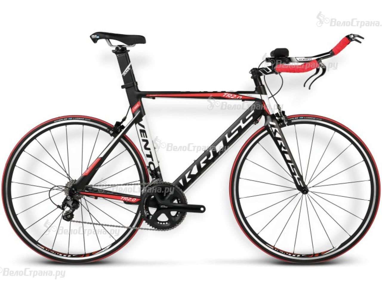 Велосипед Kross VENTO TR 2.0 (2016) цена и фото