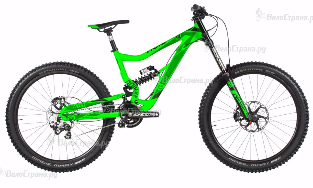 Велосипед Kellys NOID 90 (2017)