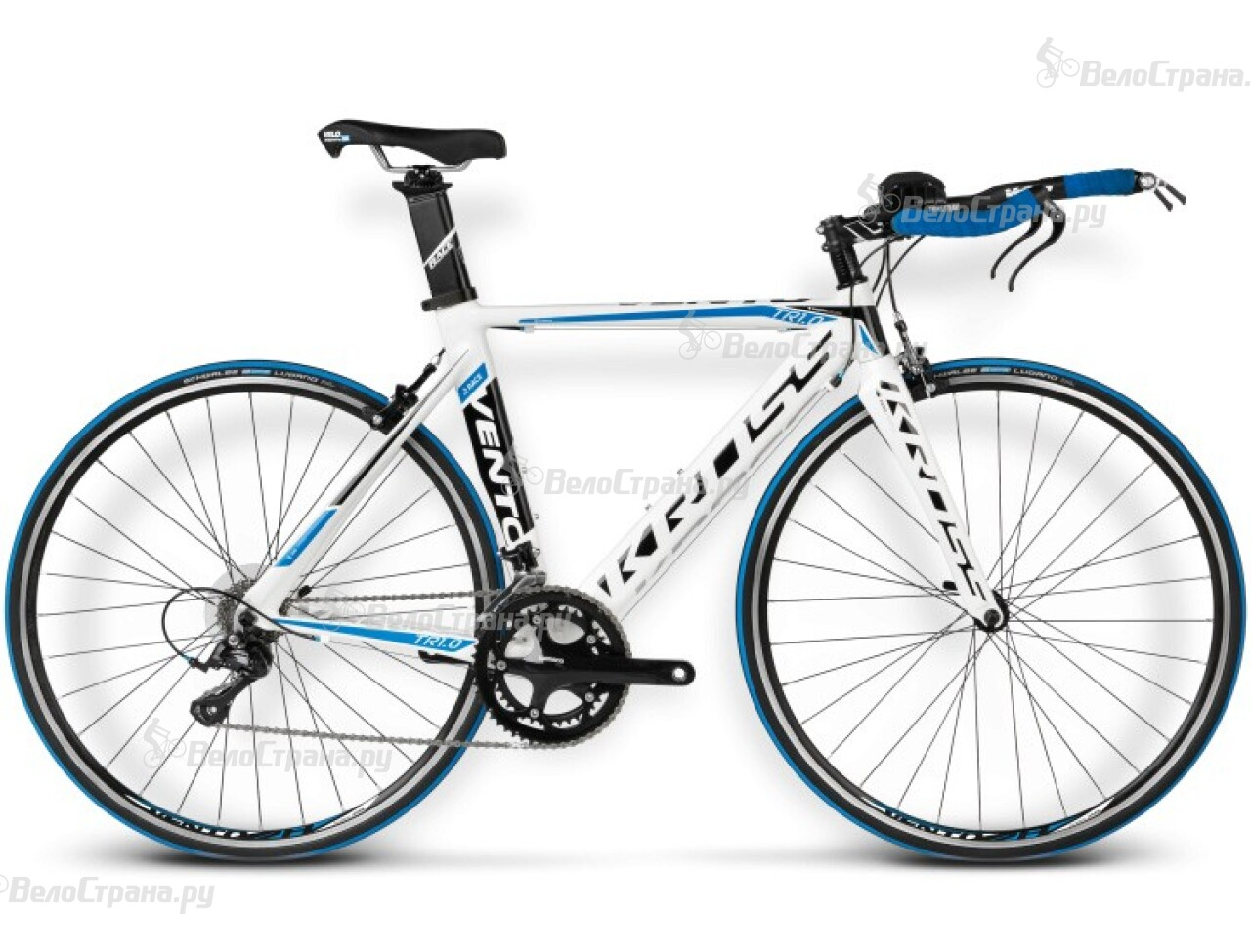 Велосипед Kross VENTO TR 1.0 (2016)