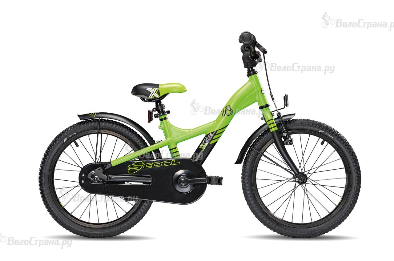 Велосипед Scool XXlite 18 alloy (2017) scool xxlite 12 alloy 2017