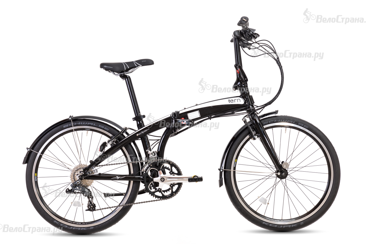 Велосипед Tern Eclipse P18L (2017) велосипед tern eclipse x22 2016