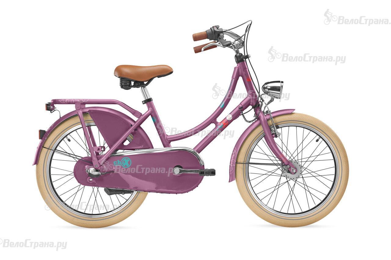 Велосипед Scool chiX classic 20 3-S (2017)