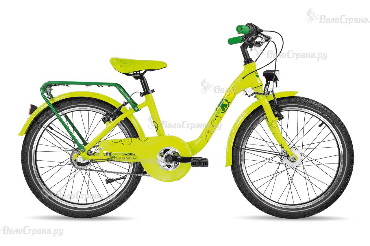 Велосипед Scool chiX pro 20 3-S (2017) цена