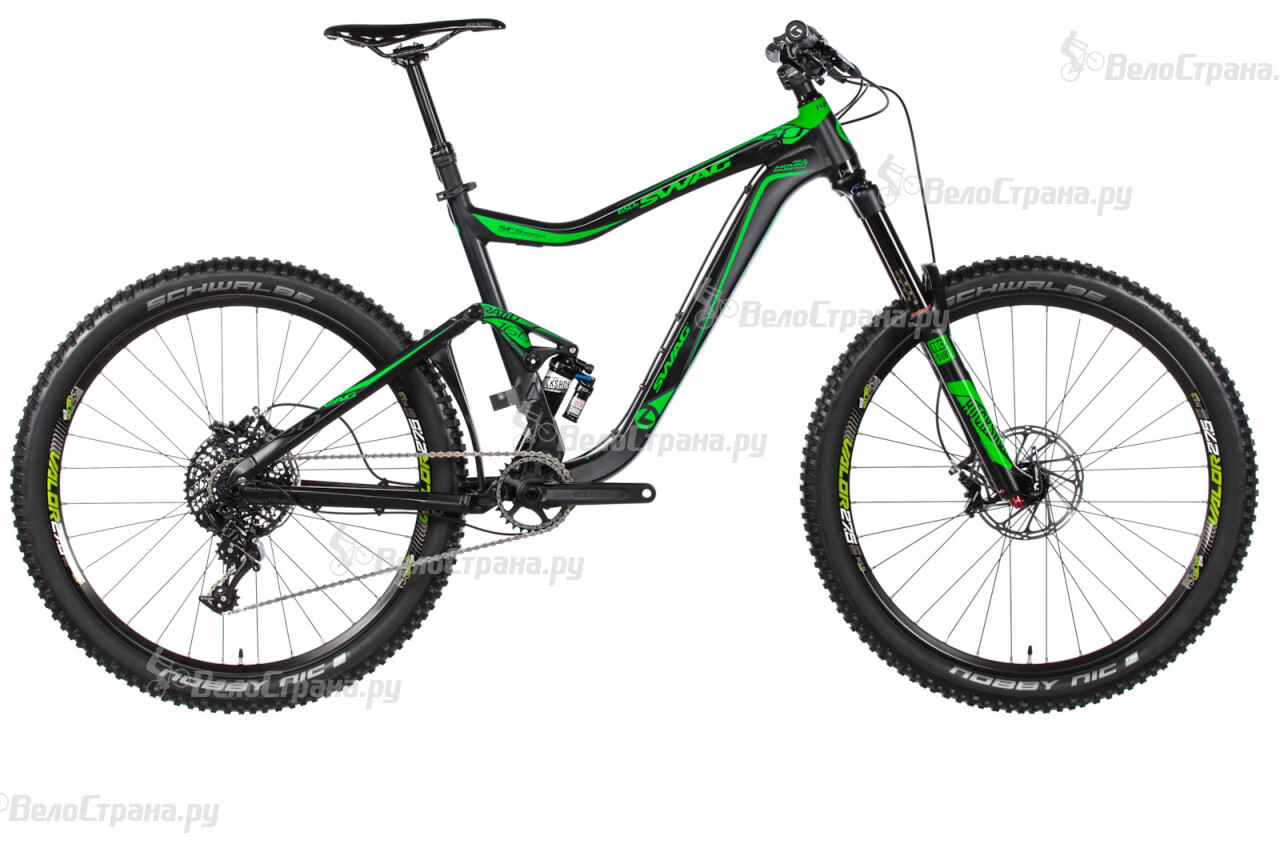 Велосипед Kellys SWAG 50 (2017) велосипед kellys swag 10 2015