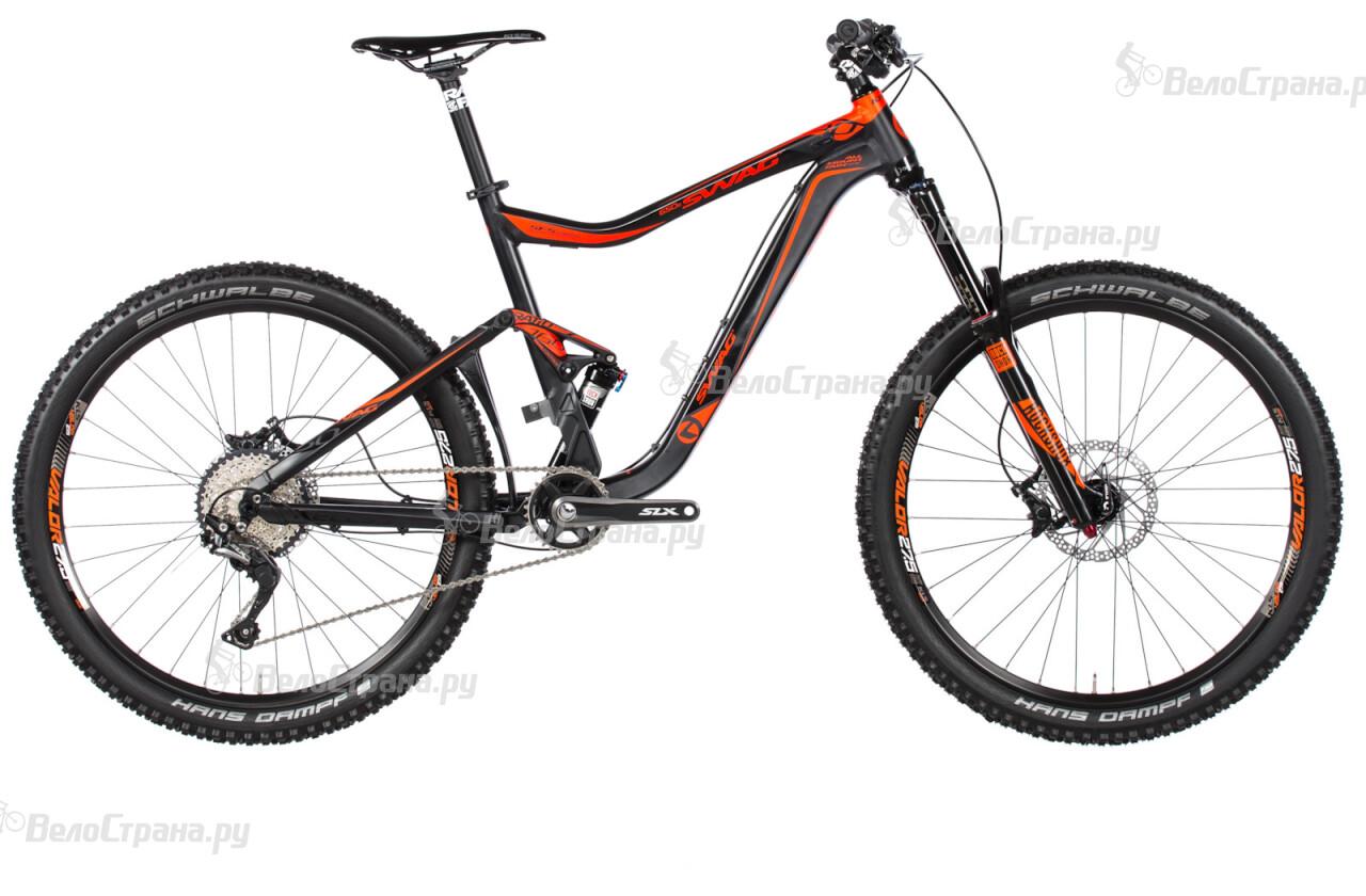 Велосипед Kellys SWAG 30 (2017) велосипед kellys swag 10 2015