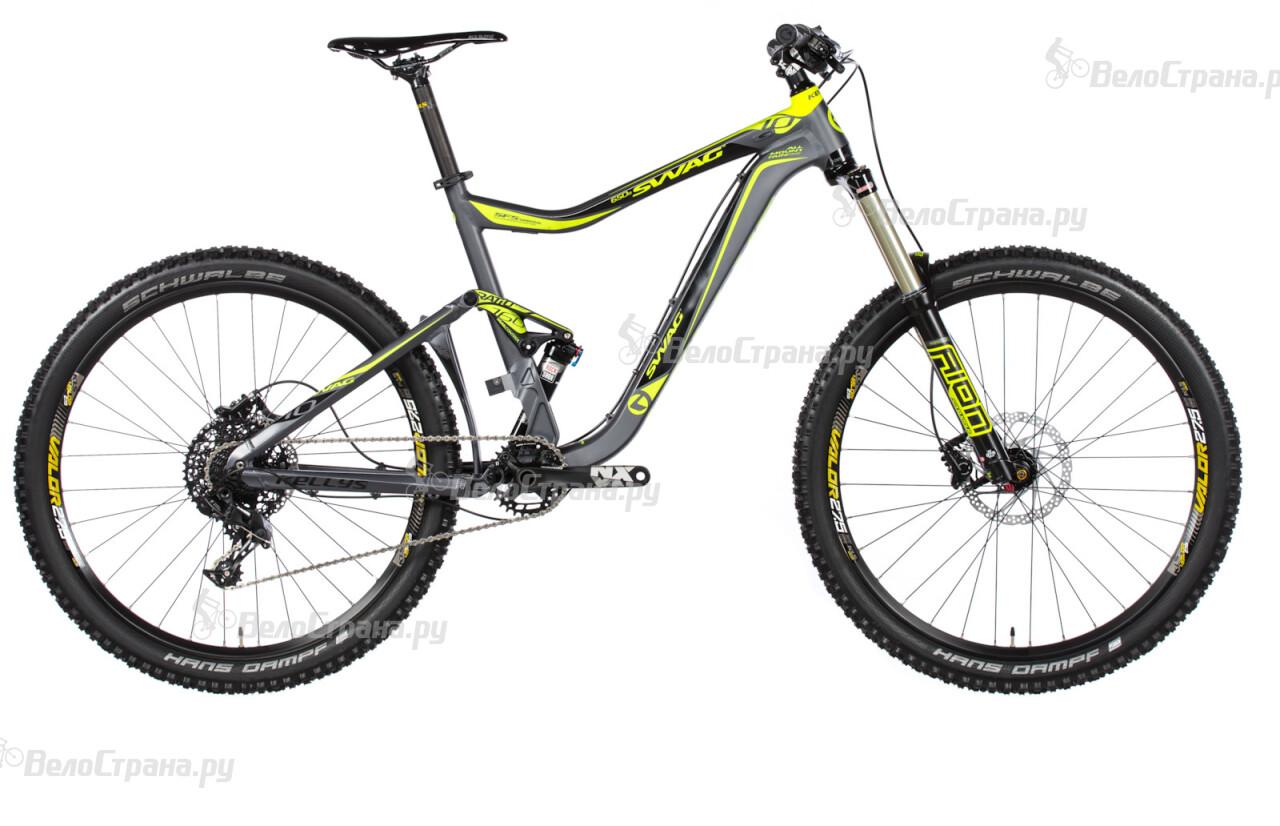 Велосипед Kellys SWAG 10 (2017)  велосипед kellys swag 10 2015