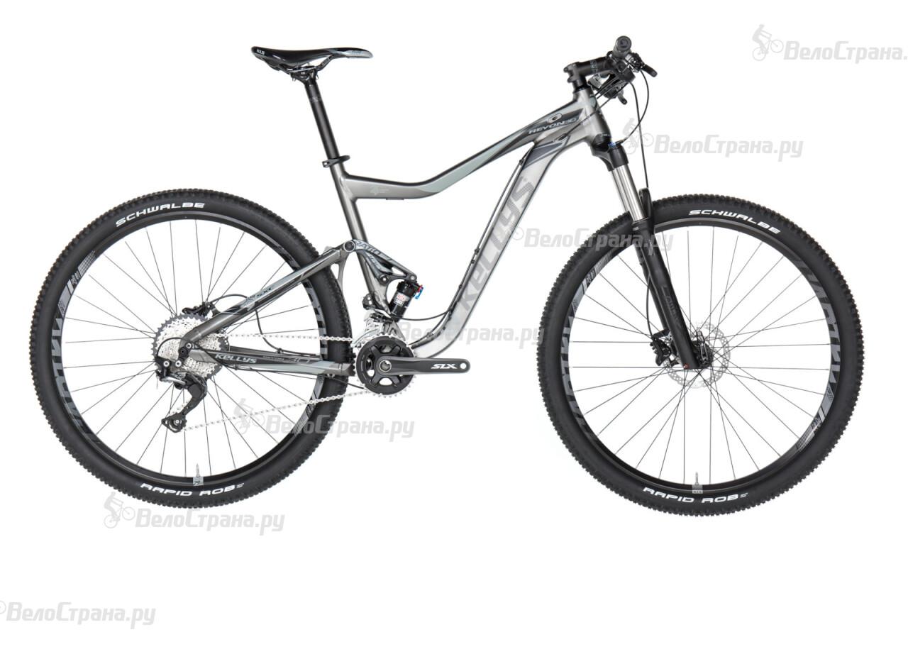 Велосипед Kellys REYON 30 (2017)  велосипед kellys reyon 10 2015
