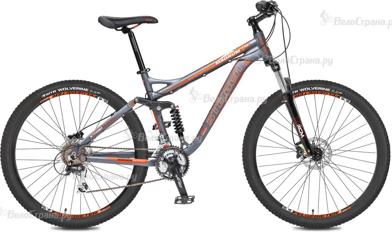 Велосипед Stinger Magnum 2.0 29 (2017)