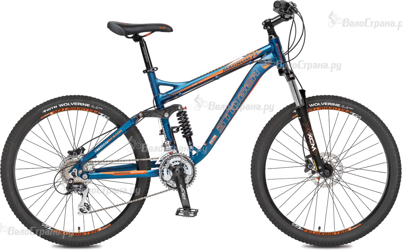 Велосипед Stinger Magnum 2.0 27,5 (2017)