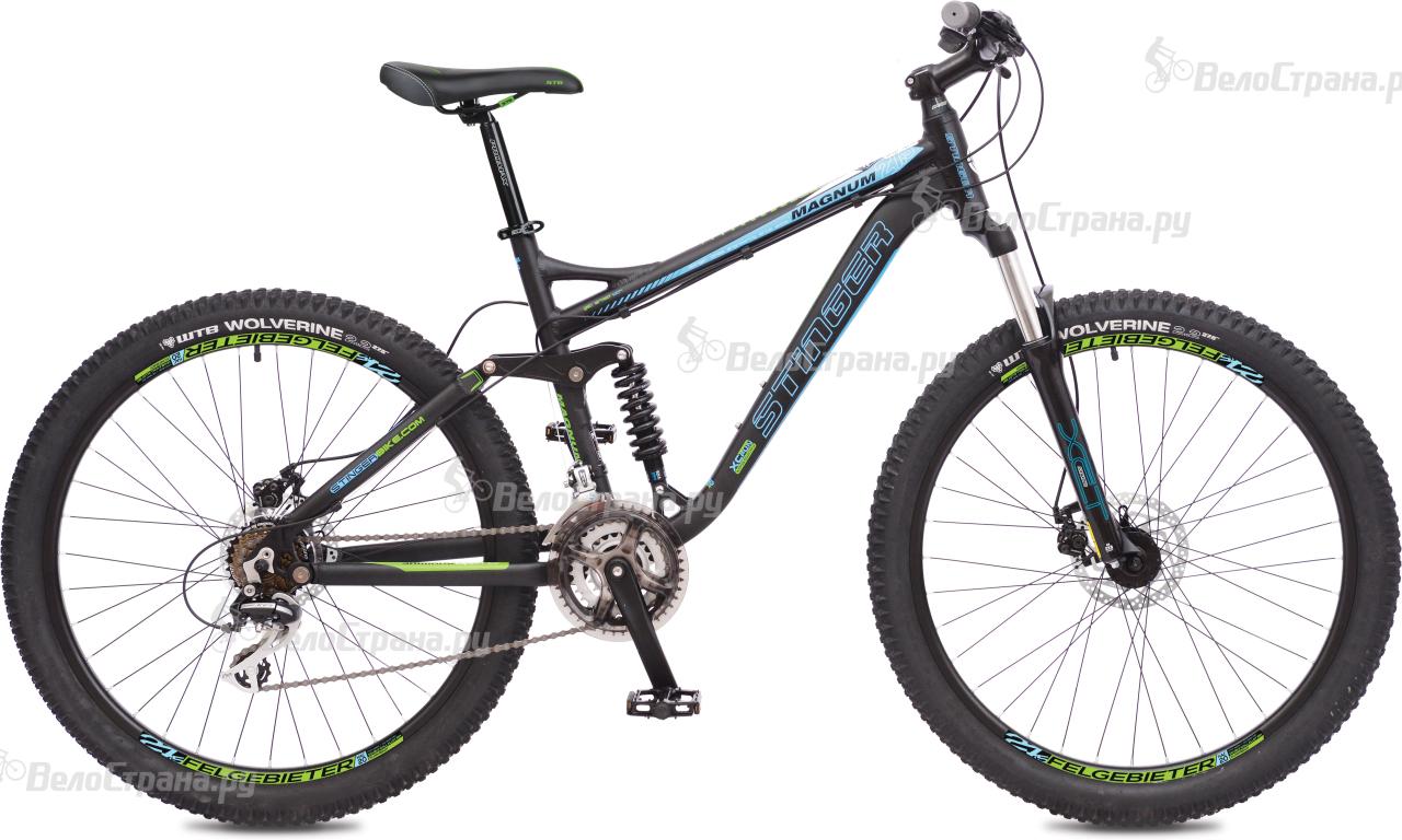 Велосипед Stinger Magnum 27,5 (2017)