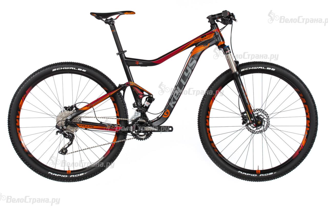 Велосипед Kellys REYON 10 (2017)  велосипед kellys reyon 10 2015