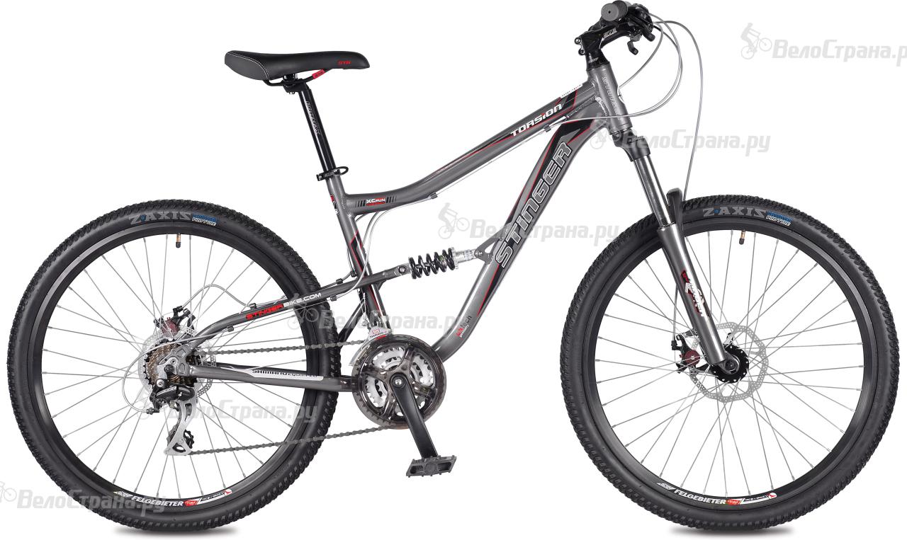 Велосипед Stinger Torsion 26 (2017) велосипед stinger python 26 2017
