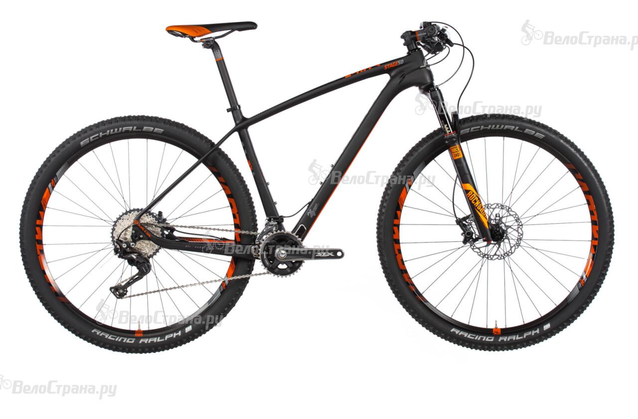 Велосипед Kellys STAGE 50 (2017) велосипед kellys whip 50 2018