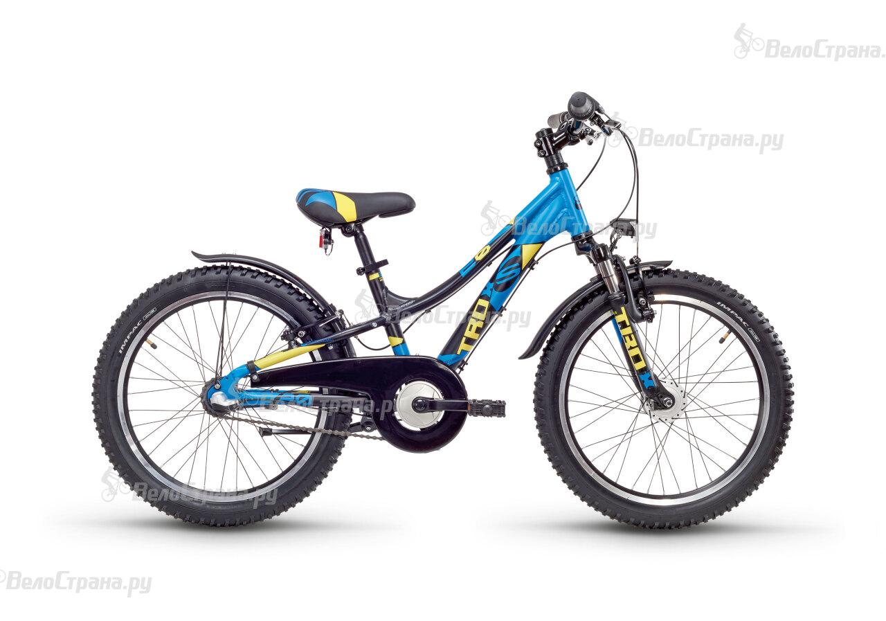 Велосипед Scool troX urban 20 3-S (2017)