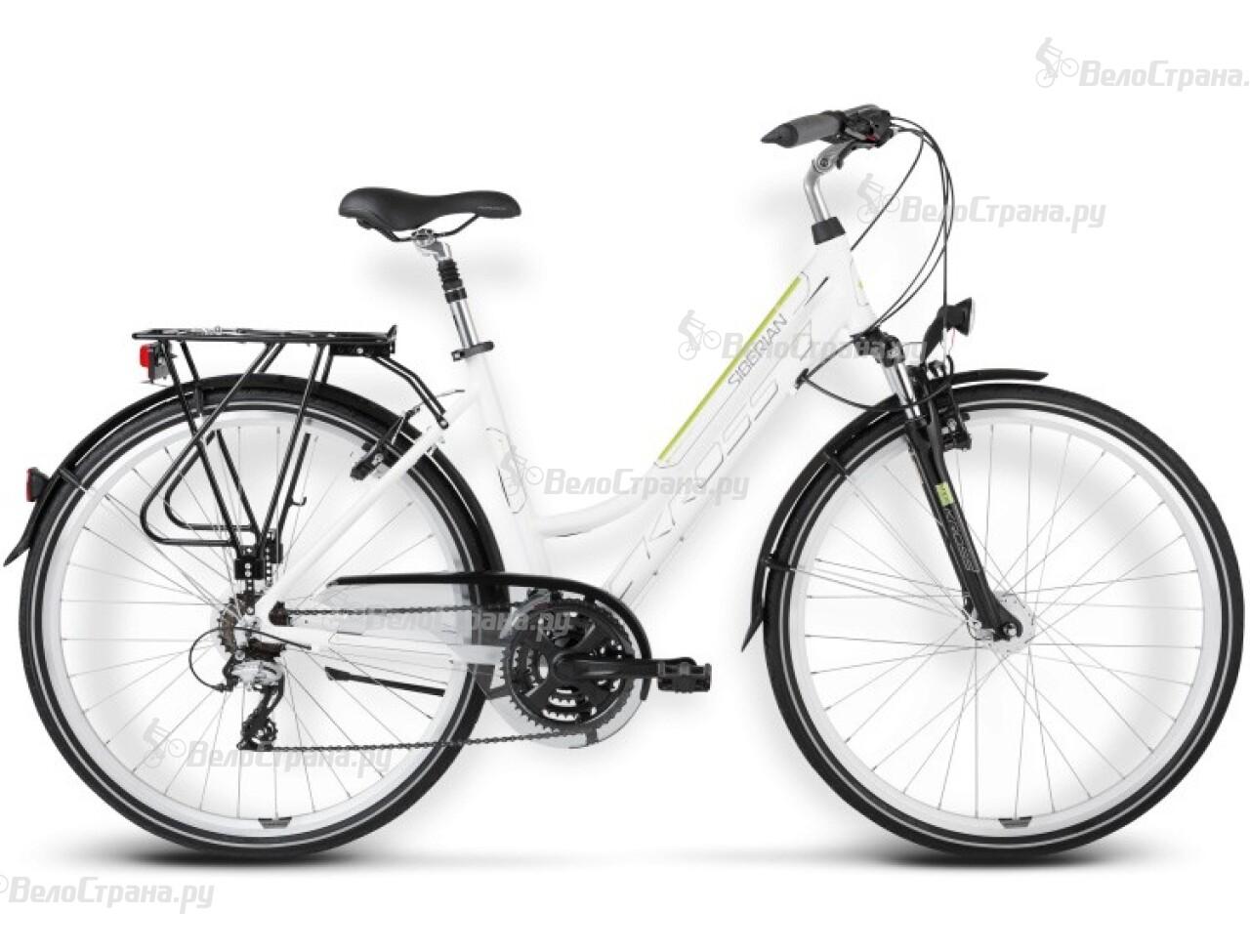 Велосипед Kross TRANS SIBERIAN Lady (2016)