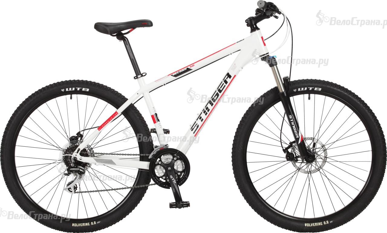Велосипед Stinger Reload SD 29 (2017) велосипед stinger reload xr 2 5 2015