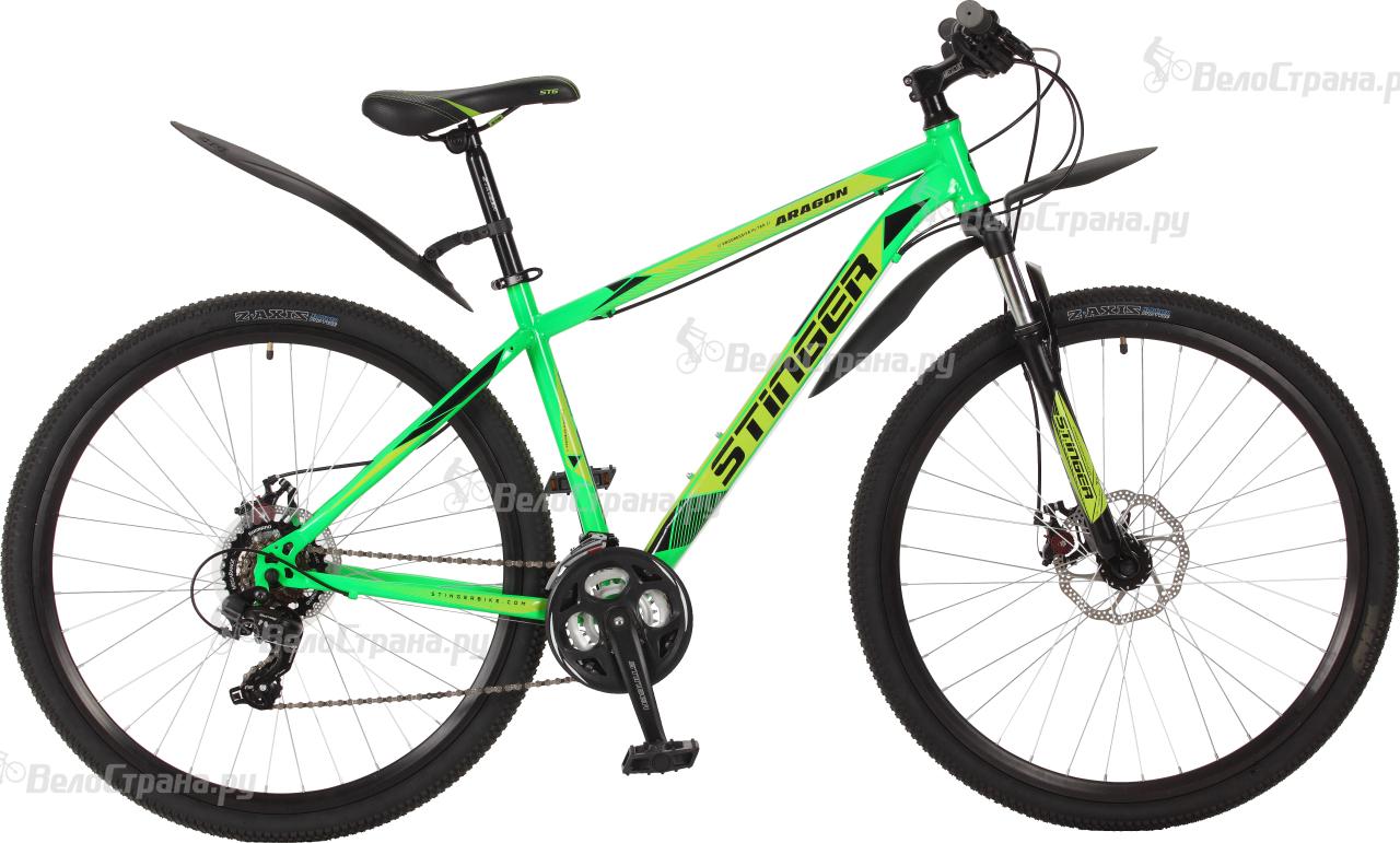 Велосипед Stinger Aragon 29 (2017)