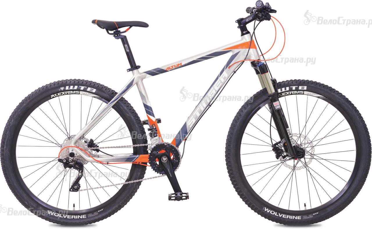 Велосипед Stinger Altum 27,5 (2017)