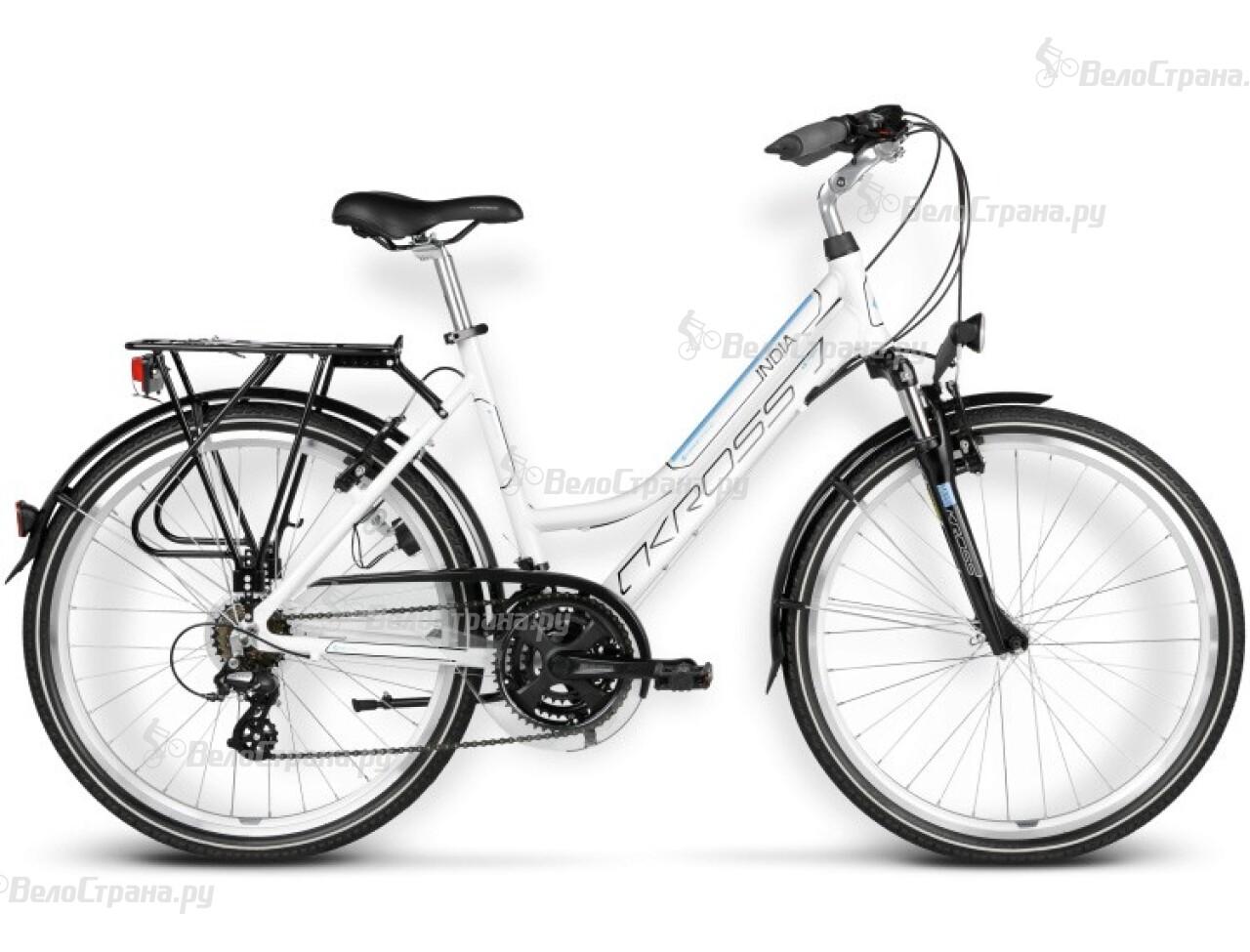 Велосипед Kross TRANS INDIA Lady (2016)