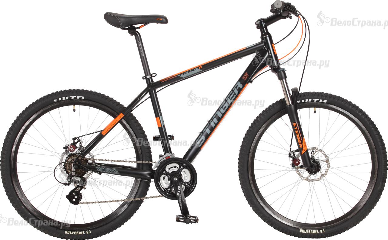 Велосипед Stinger Reload D 26 (2017) велосипед stinger python 26 2017