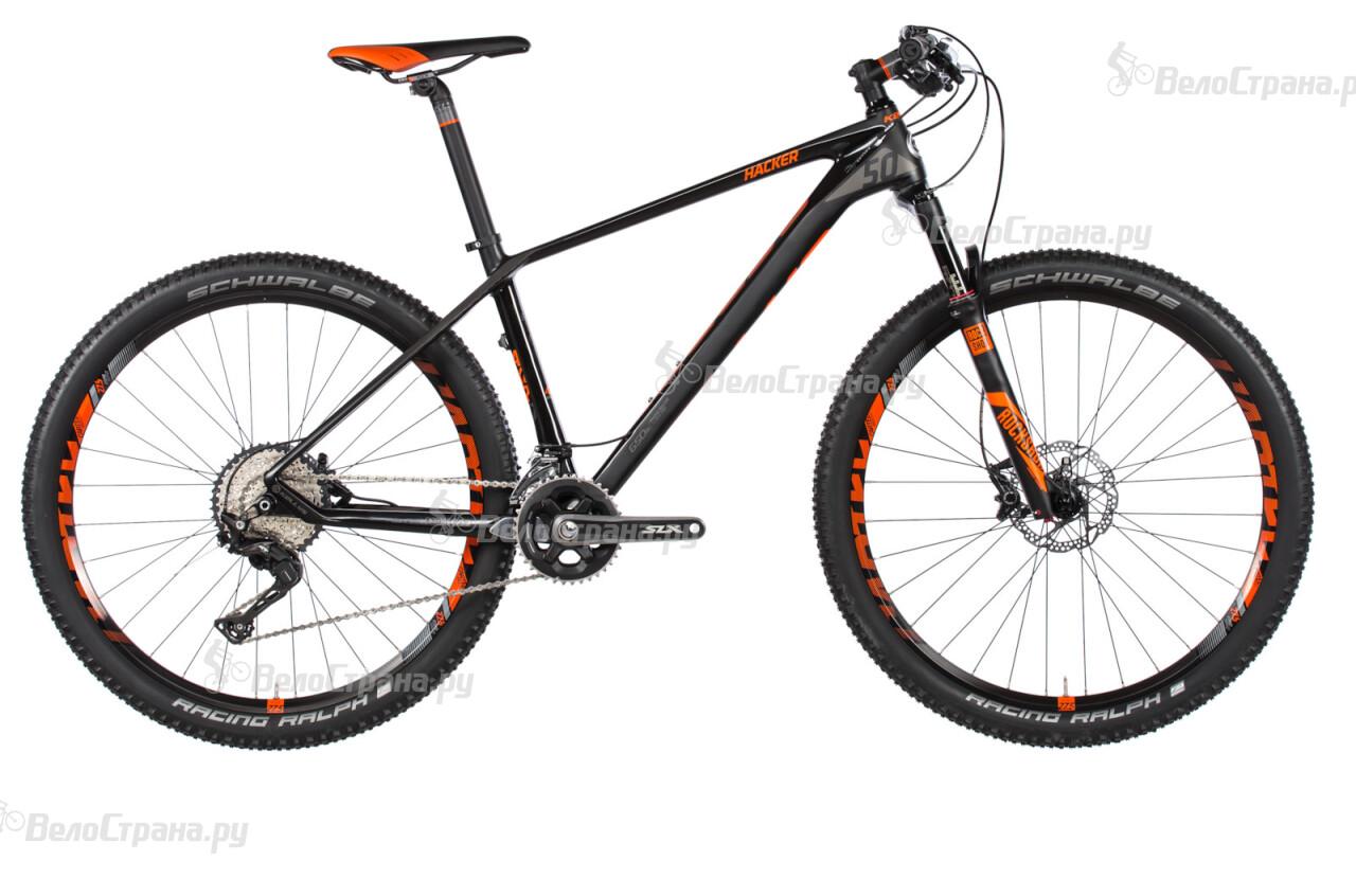 Велосипед Kellys HACKER 50 (2017) велосипед kellys whip 50 2018