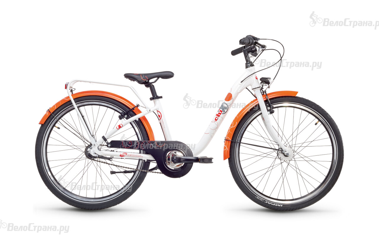Велосипед Scool chiX pro 24 3-S (2017) велосипед scool chix pro 24 24 s 2016