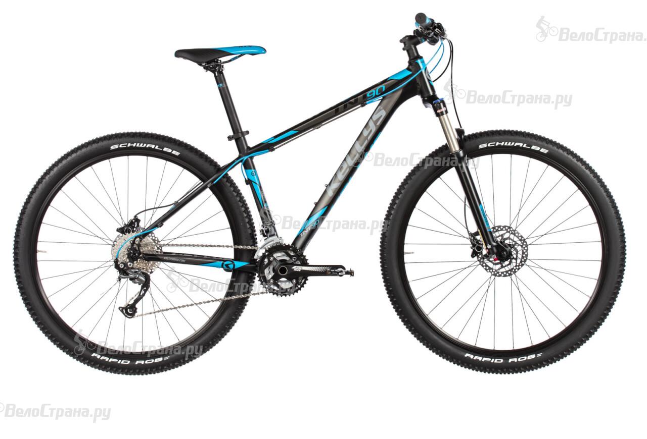 Велосипед Kellys TNT 90 (2017) велосипед kellys tnt 50 2015