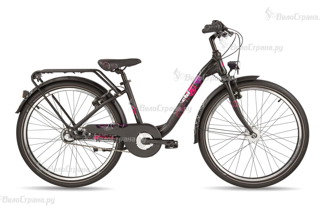 Велосипед Scool chiX comp 24 21-S (2017) велосипед scool chix pro 24 24 s 2016