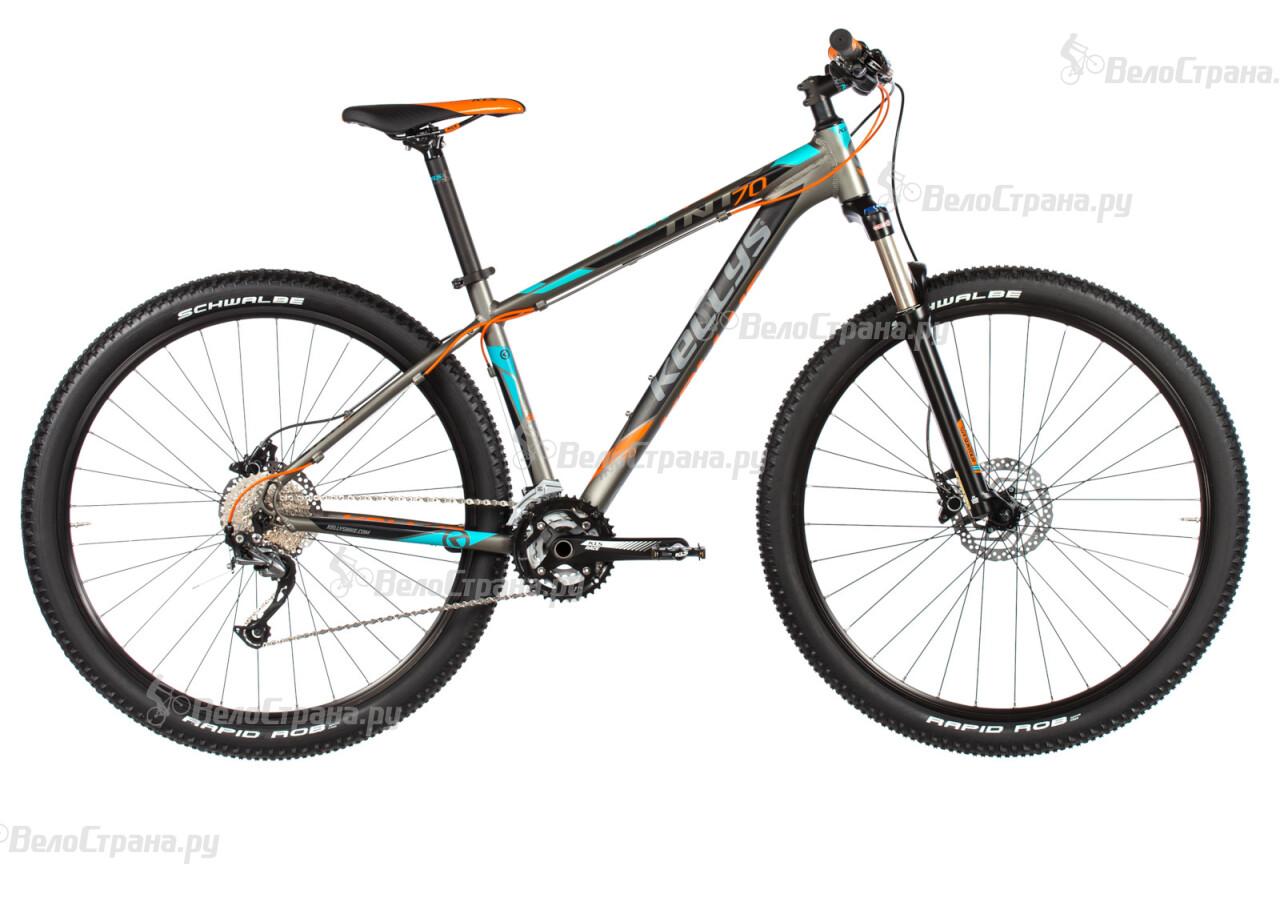 Велосипед Kellys TNT 70 (2017) велосипед kellys tnt 50 2015
