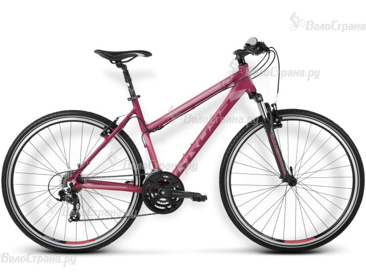 Велосипед Kross EVADO 1.0 Lady (2016) велосипед kross evado 1 0 lady 2017