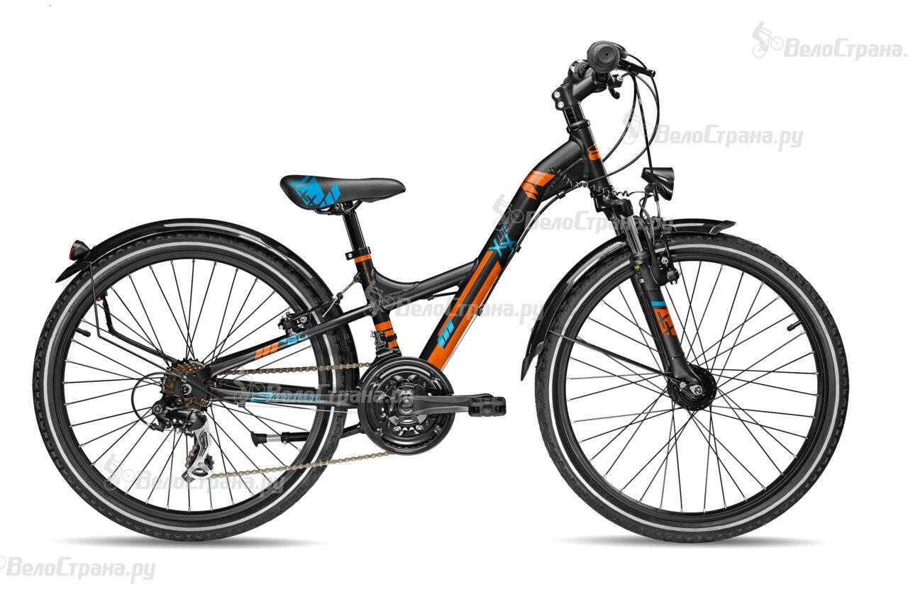 Велосипед Scool XXlite comp 24 3-S (2017)
