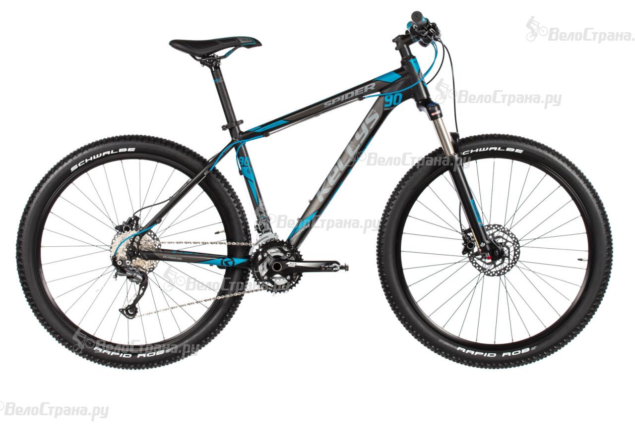 Велосипед Kellys SPIDER 90 (2017) велосипед kellys spider 50 2015