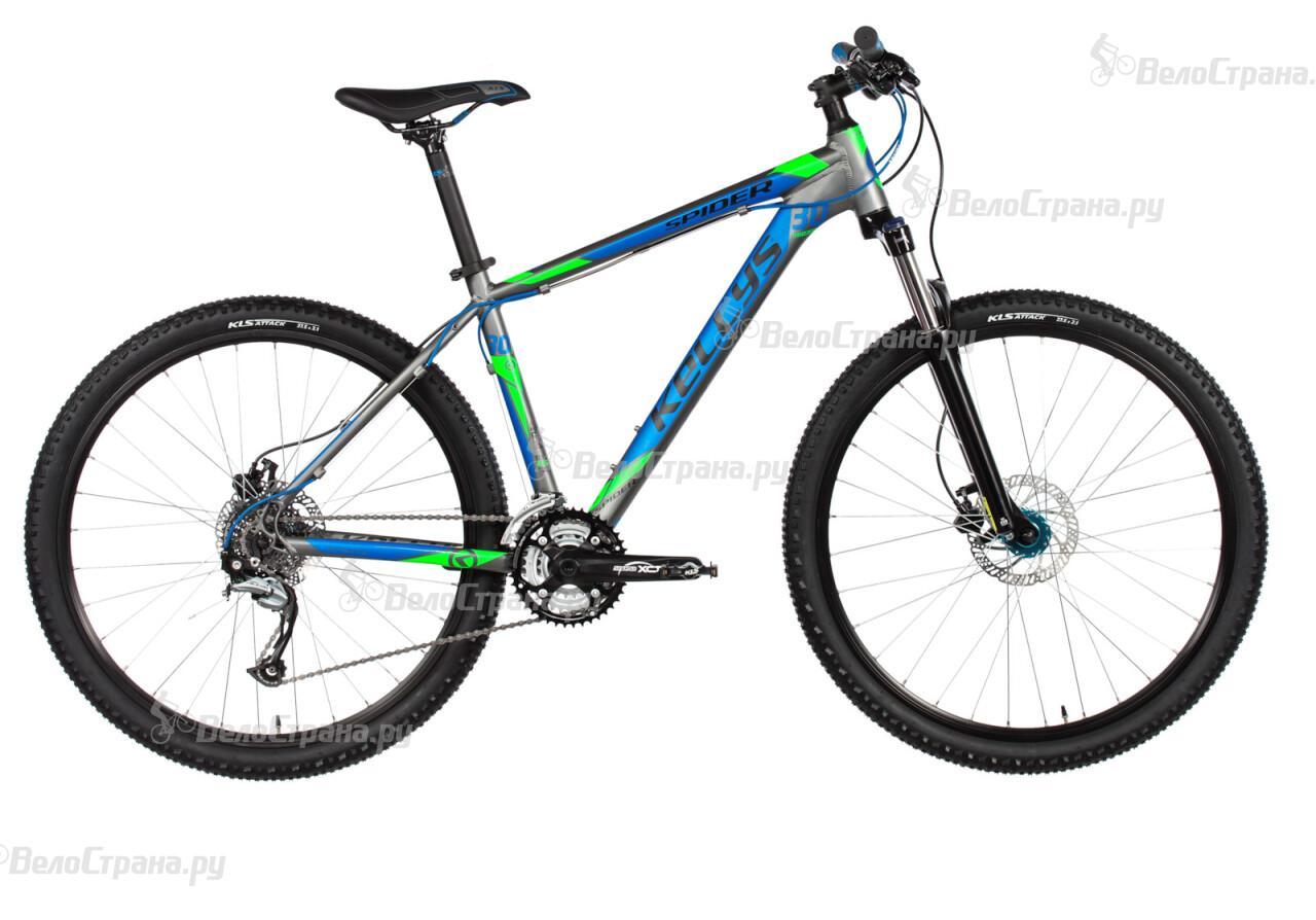 Велосипед Kellys SPIDER 30 (2017) велосипед kellys spider 50 2015