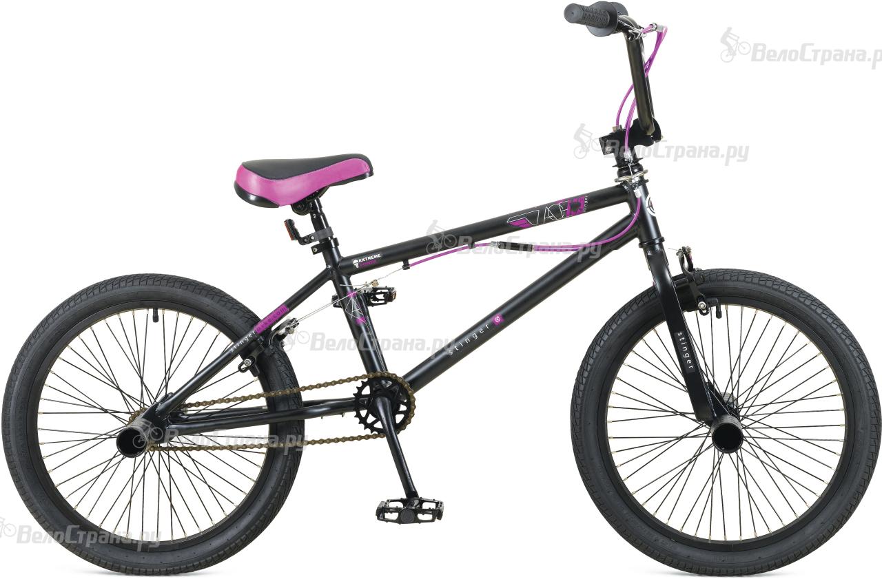 Велосипед Stinger BMX ACE (2017) велосипед stinger х52647 bmx ace black matt