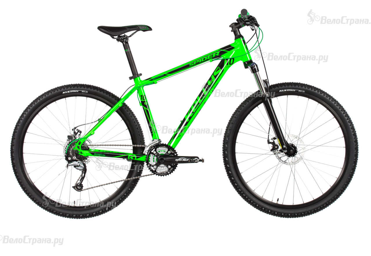 Велосипед Kellys SPIDER 10 (2017) велосипед kellys spider 50 2015