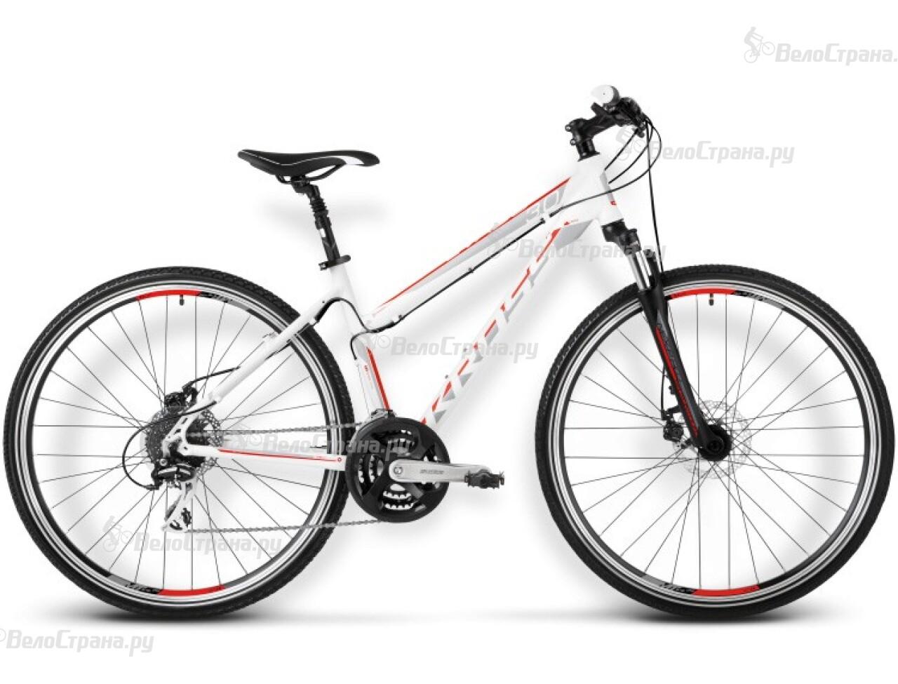 Велосипед Kross EVADO 3.0 Lady (2016) велосипед kross evado 1 0 lady 2017