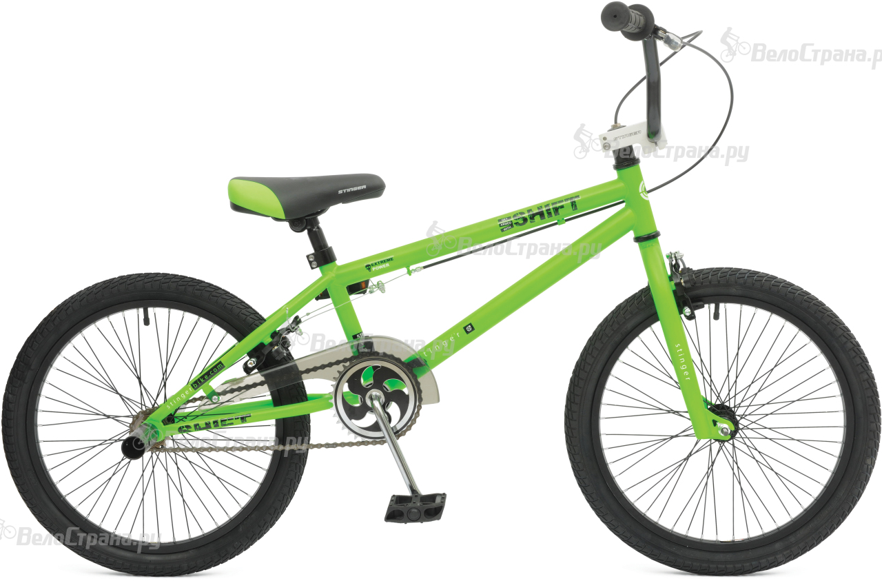 Велосипед Stinger BMX SHIFT (2017) велосипед stinger х52647 bmx ace black matt