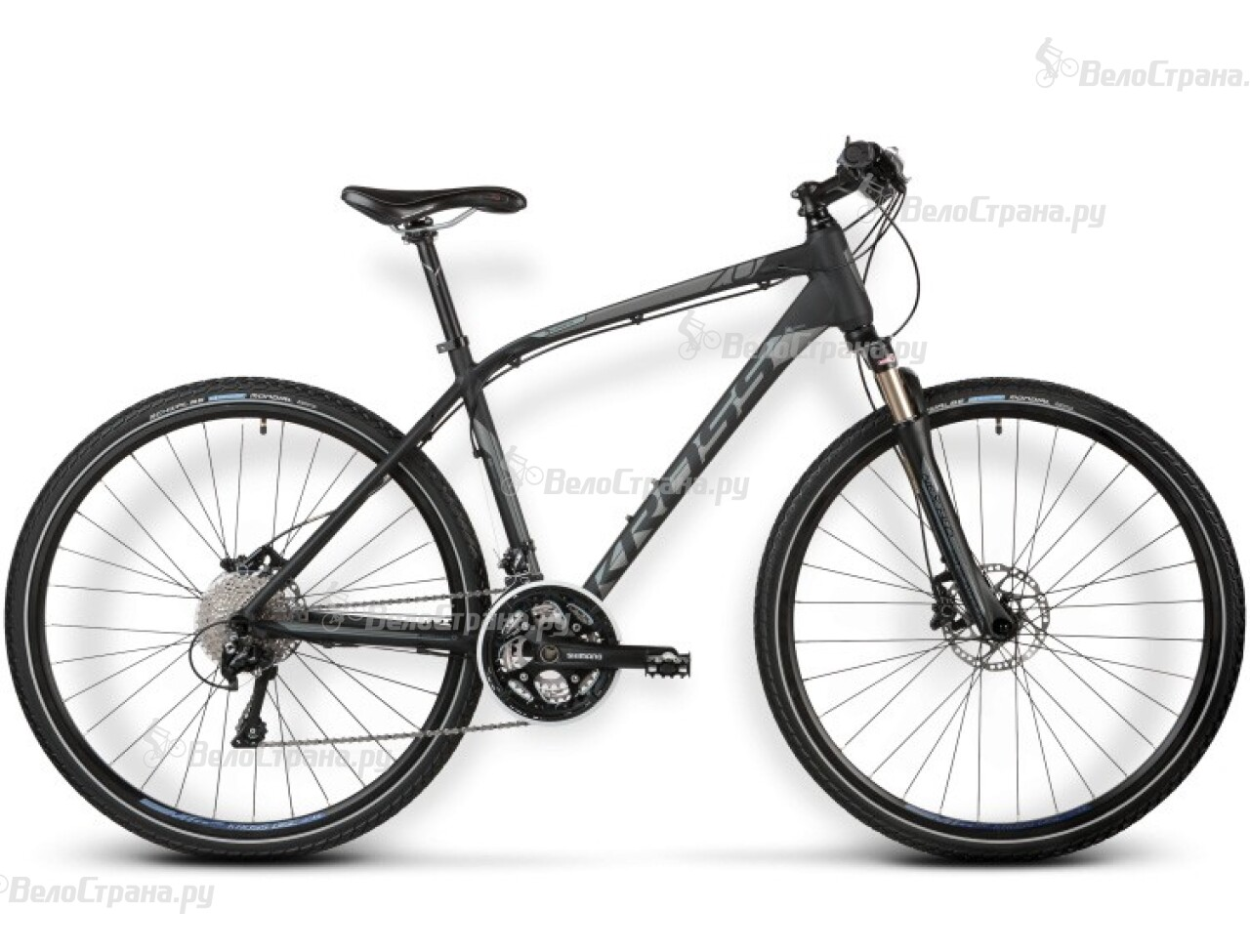 Велосипед Kross EVADO 7.0 (2016) велосипед kross evado 6 0 2016