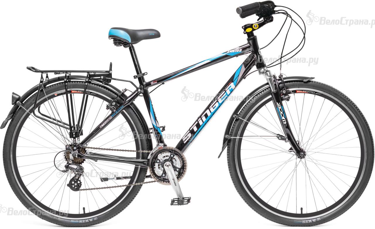 Велосипед Stinger Fusion 28 (2017)
