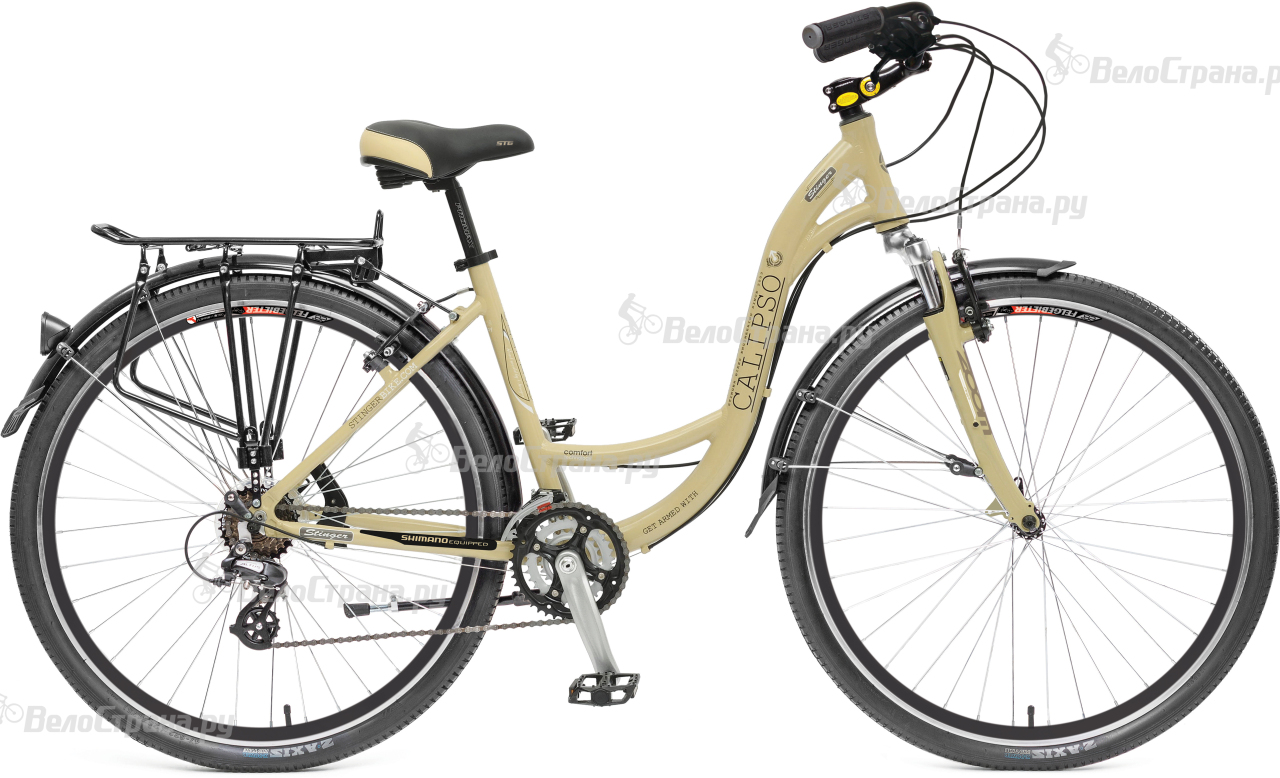 Велосипед Stinger Calipso 28 (2017) велосипед stinger bmx shift 2017