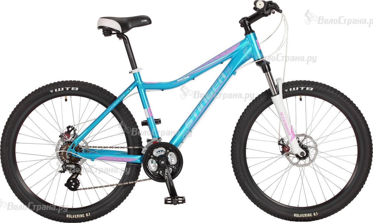 Велосипед Stinger Siena D 26 (2017) велосипед stinger apollo 26 2016