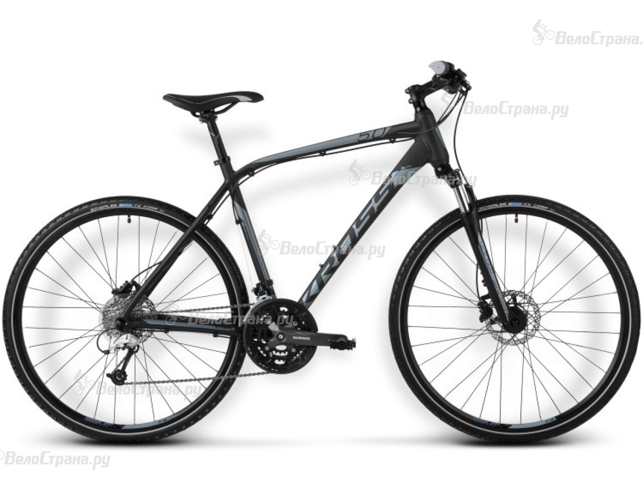Велосипед Kross EVADO 5.0 (2016) велосипед kross evado 1 0 lady 2017