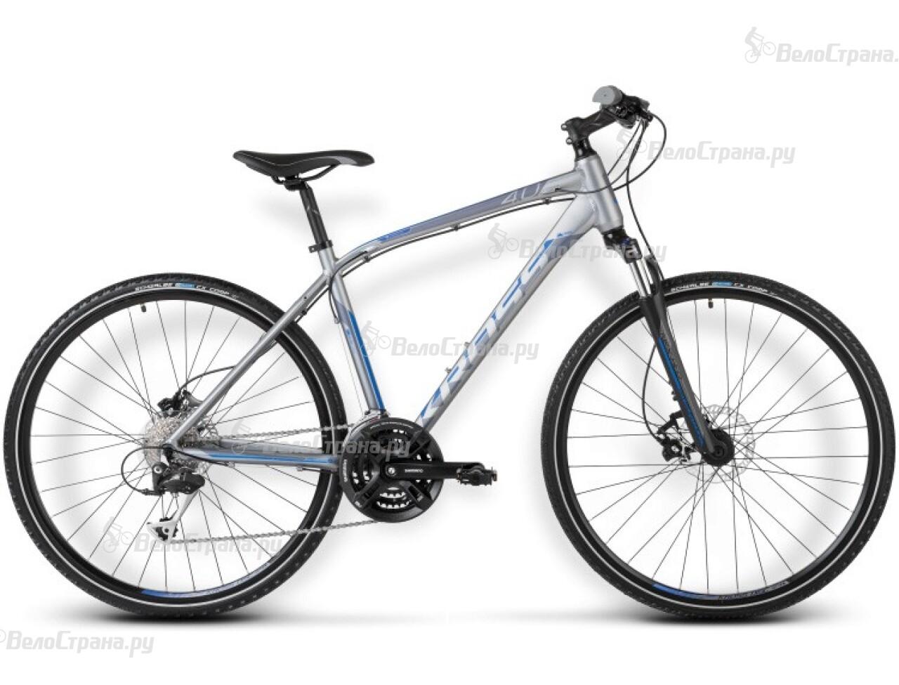 Велосипед Kross EVADO 4.0 (2016) велосипед kross evado 6 0 2016